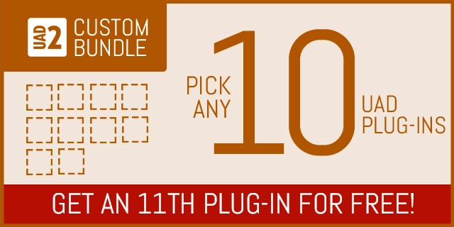 pick 10 uad bundle