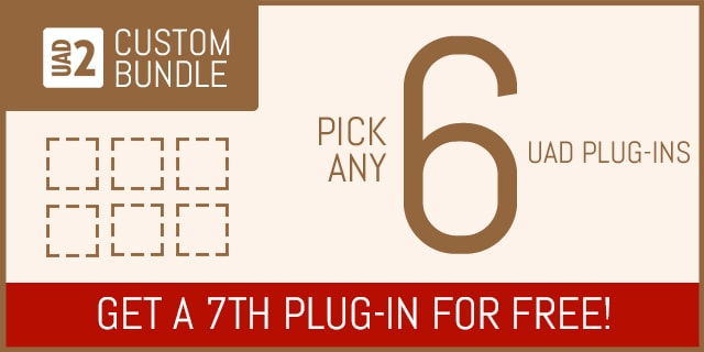 pick 6 uad bundle