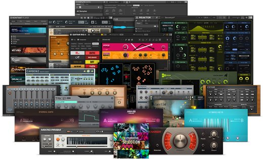 KOMPLETE START – Free VST Bundle